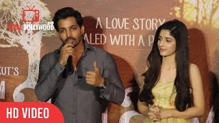 Question Answer Session | Harshvardhan| Mawra | Ankit Tiwari | Palak Muchhal | Sanam Teri Kasam