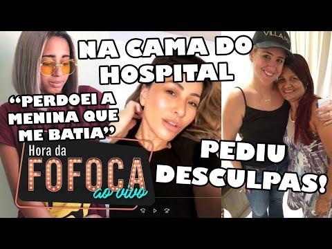 🔥BBB18: PATRÍCIA PEDE PERDÃO À MÃE DE GLEICI   MC LOMA COMOVE WEB COM POST   SABRINA SATO INTERNADA