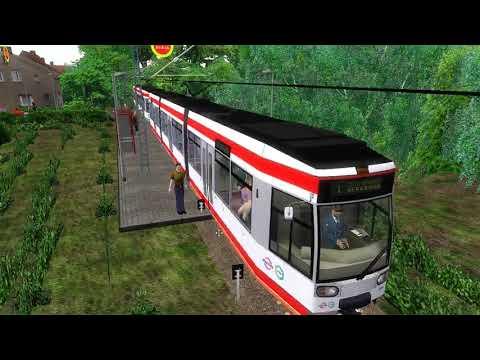 Omsi 2 kbergbahn line 1 |