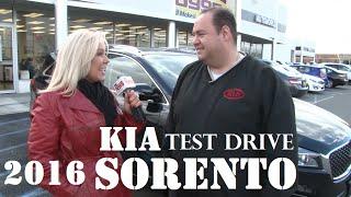 2016 Kia Sorento Review | Test Drive | Auto World Kia | East Meadow New York