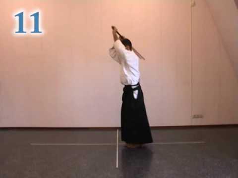 Aikido Instruction 31 Jo Kata Youtube