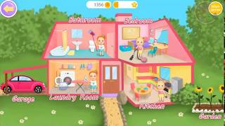Sweet Baby Girl Cleanup 1 - Fun Cleaning School Kids Games for Children – [GAME FOR KIDS]
