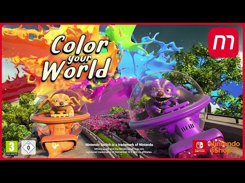 Color your World   Trailer