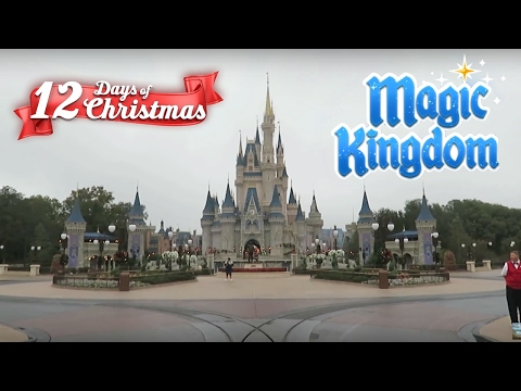 Magic Kingdom Is Empty! - 12 Days Of Disney Parks Vlogs! (Day 12) | BrandonBlogs