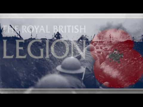 Royal British Legion Poppy Appeal Assembly 2016