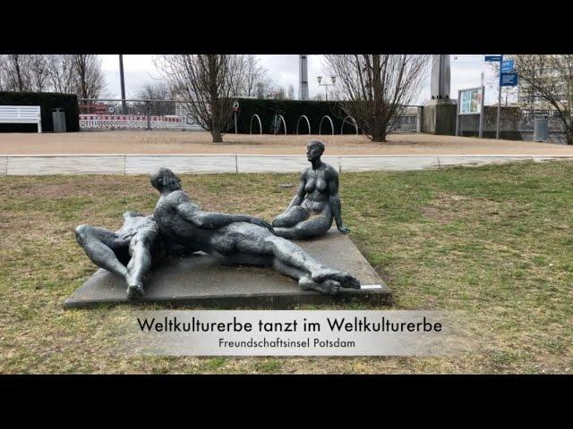 Weltkulturerbe tanzt im Weltkulturerbe