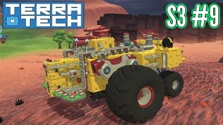 Video Terratech | Ep9 S3 | Monster Wheeled Harvester!! | Terratech v0.7.8.1 Gameplay download MP3, 3GP, MP4, WEBM, AVI, FLV Maret 2018