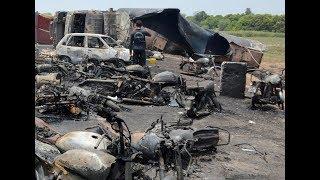 Al menos 130 muertos y 100 heridos tras explosión de camión cisterna en Pakistán