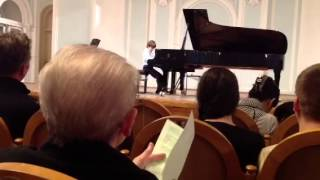 Бетховен соната 5 до минор часть 1