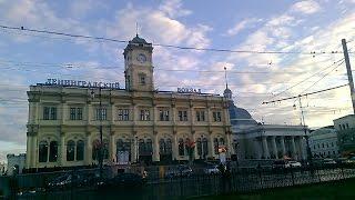 . Москва. Поездка от Комсомольской площади до Измайлово в трамвае(Комсомольская площадь (до 1933 года — Каланчёвская площадь) — площадь в Москве, на которой расположены сразу..., 2014-09-18T18:06:45.000Z)