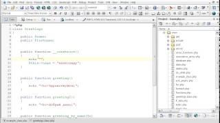 PHP. Основы ООП. Урок 5 - конструктор