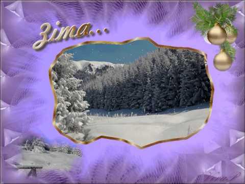 Zima               koleda Já bych rád k Betlému K Gott      24 12 2012