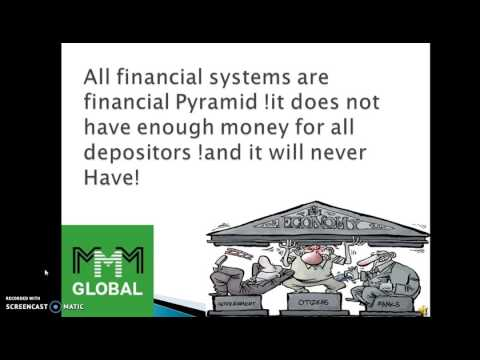 world financial system and MMM