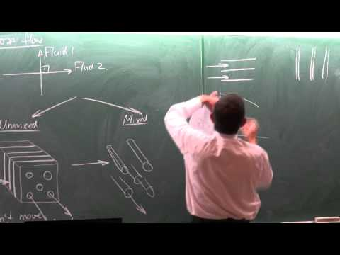Lecture 32 (2013). 11. Heat exchangers. 11.1 Types of heat exchangers
