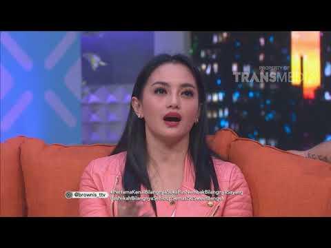 BROWNIS TONIGHT - Kocak Paraaah !! Ririn Ekawati Gagal Peluk Dilan (17/4/18) Part 2