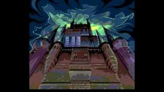Castlevania - Rondo of Blood (PC Engine ) All Cut-Scenes - Akumajo Dracula X - Chi no Rondo