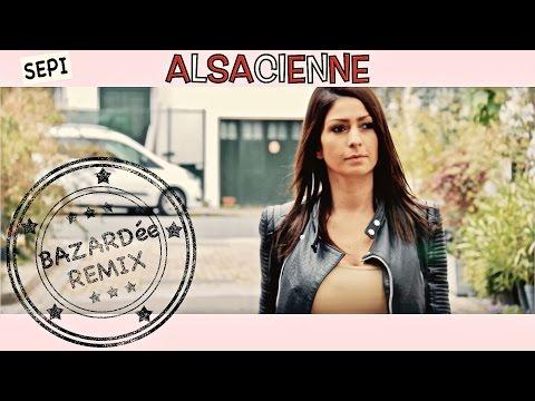 KEBLACK - ALSACIENNE (COVER BAZARDEE SEPI)
