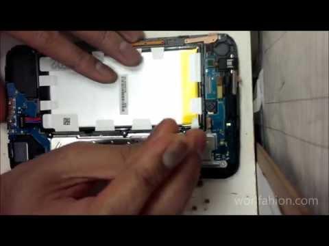 """Samsung Galaxy Tablet 3 7"""" Tab Mini SM-T210R GP-3100 - 3200 -3300 Micro USB Port Replace HD"""