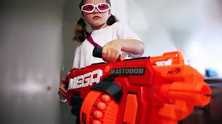 Nerf War: The Prank