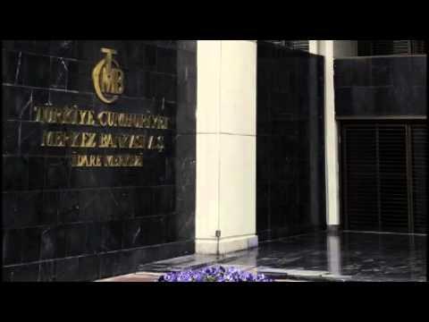 Turkish Central Bank cuts forex deposit rates, lira firms