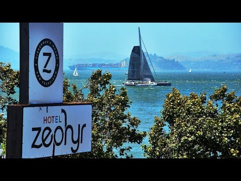 Hotel Zephyr San Francisco Near Fisherman's Wharf, San Francisco, California, USA, 4 Stars Hotel