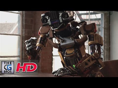 "CGI & VFX Short films : ""Retrofit"" - by Imagescope Productions"