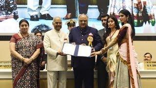 President Kovind presents 65th National Film Awards