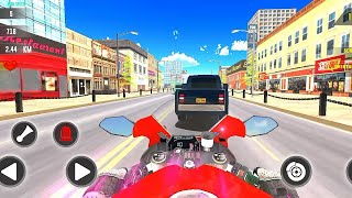 POLICE BIKE HIGHWAY RIDER 3D #Dirt Motor Cycle Racer Game #Bike Games To Play #Games For Android
