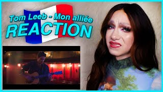 France | Eurovision 2020 Reaction | Tom Leeb - Mon alliée (The Best in Me)
