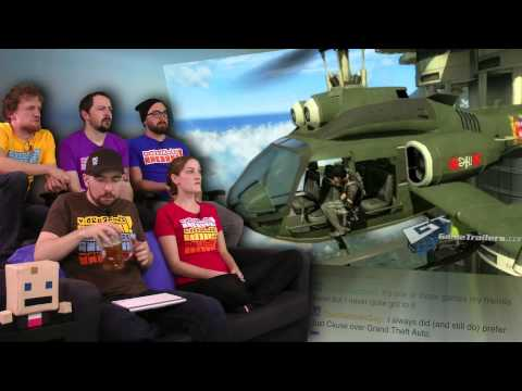 Just Cause 3 Firestarter Trailer! - Show and Trailer February 2015! - Part 26