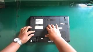 How To Fix Toshiba Satellite P745 & M645 Suddenly Off or Shutdown