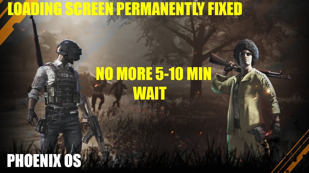 How To Fix Compiling Resource Issu PUBG On Phoenix Os by Mz ... -