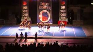 Cheersport Academy Youth Hurricanes-Deep South-12-6-09 Thumbnail