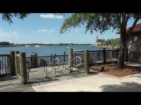 A Quick Tour of LAKE SUMTER LANDING in THE VILLAGES, Florida