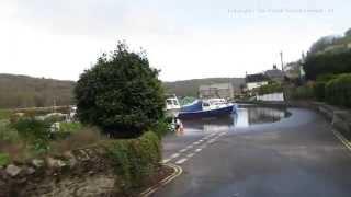Walk around Golant near Fowey Cornwall 1