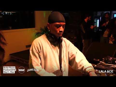 Youtube: Lala &ce | Boiler Room Festival | Day 2: Rap