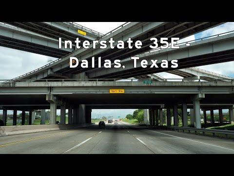 2017/04/19 - Interstate 35E - Dallas Texas