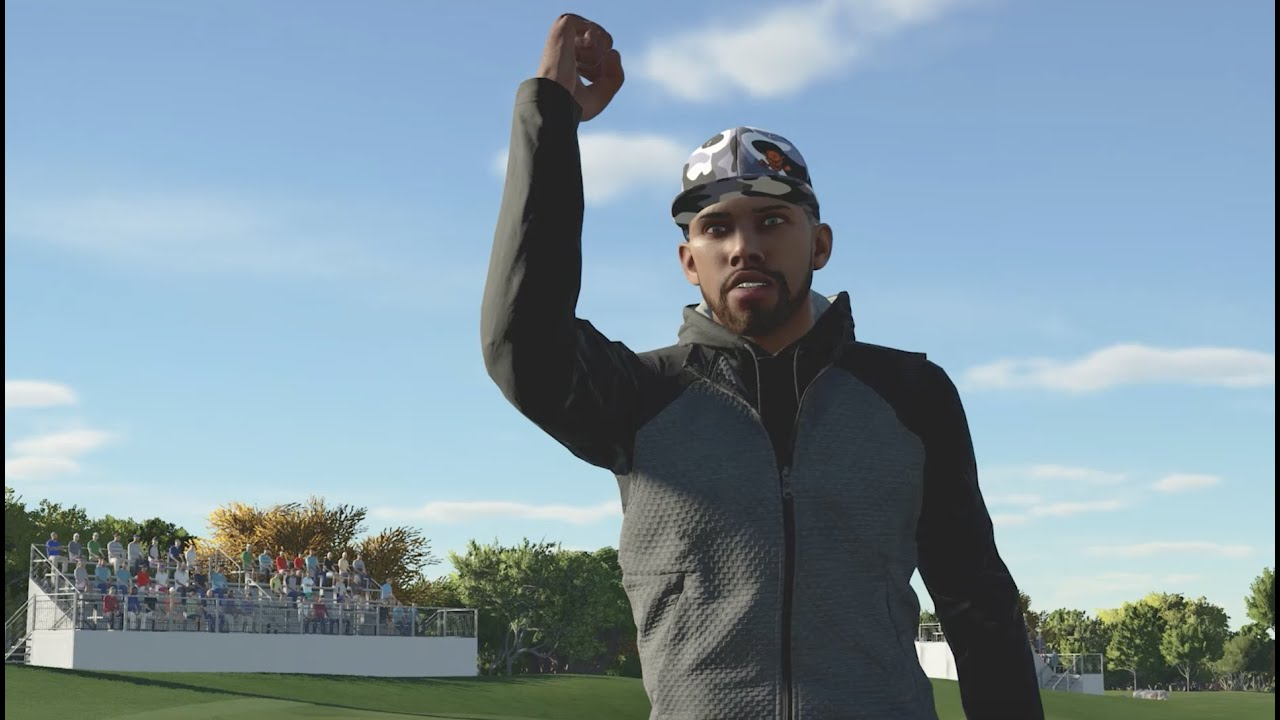 Sneak Peek at the PGA TOUR 2K21 Career Mode