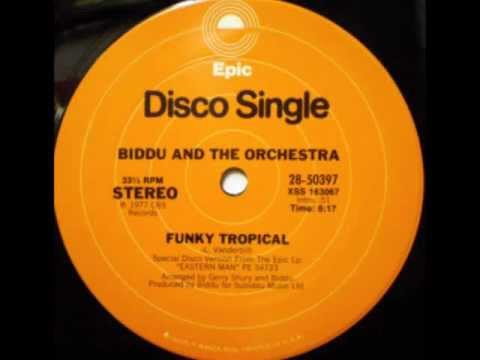 Biddu And The Orchestra - Funky Tropical (Special Disco Version)