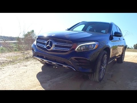 2017 Mercedes-Benz GLC - Review and Road Test