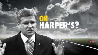 Liberal ad: Harper's Canada - Fighter Jets (2011)