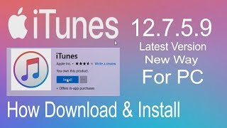 Gambar cover iTunes | Latest Version Download & Install Free For PC | July 2018 In Hindi