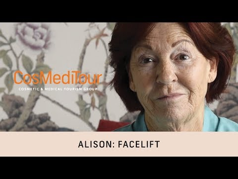 Alison&39;s Fantastic Facelift in Bangkok with CosMediTour
