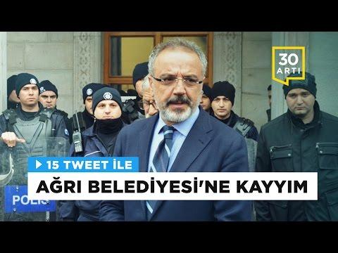 Ağrı Belediyesi'ne kayyım: Sırrı Sakık görevden alındı | Twitter'da Bugün - 1 Mart 2017