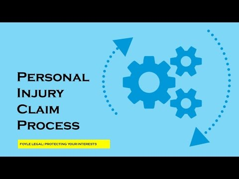 What is the Personal Injury Claim Process?