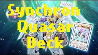 YGOPRO - Update Synchron Quasar:Deck Profile : May 2015