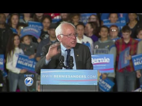 Bernie Sanders comes out on top of Hawaii Democratic preference poll