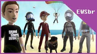 Um pouco da personalização dos avatares do XBOX 360
