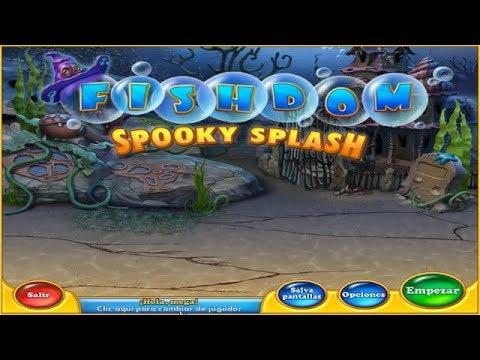 Fishdom   Spooky Splash  (PC GAME)