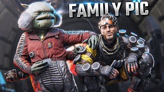 The APEX & STAR WARS *SECRET*!! | Best Apex Legends Funny Moments and Gameplay - Ep. 296
